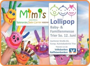 Lollipop Messe Trier